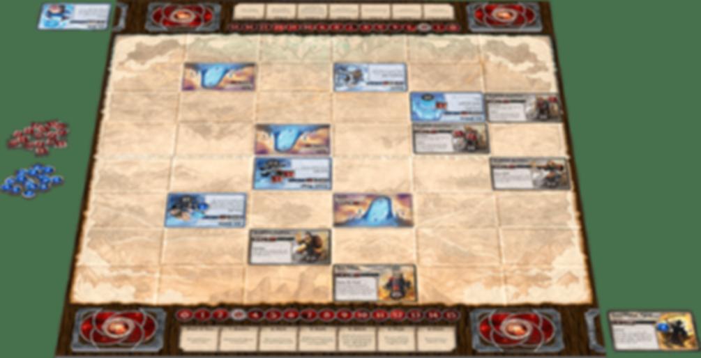 Summoner Wars (Second Edition) gameplay