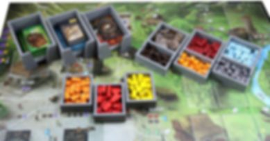 Architects of the West Kingdom Insert gameplay