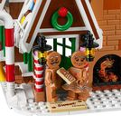 Gingerbread House characters