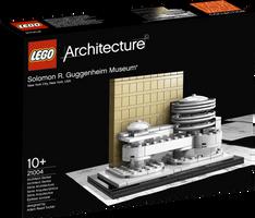 LEGO® Architecture Solomon R. Guggenheim Museum
