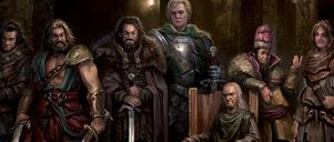 A Song of Ice & Fire: Tabletop Miniatures Game – Neutral Heroes II