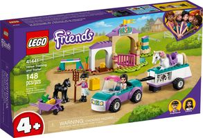 LEGO® Friends Horse Training and Trailer