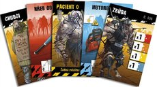 Zombicide: 2nd Edition cards