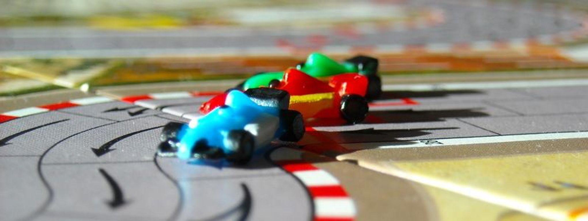 Formula D gameplay