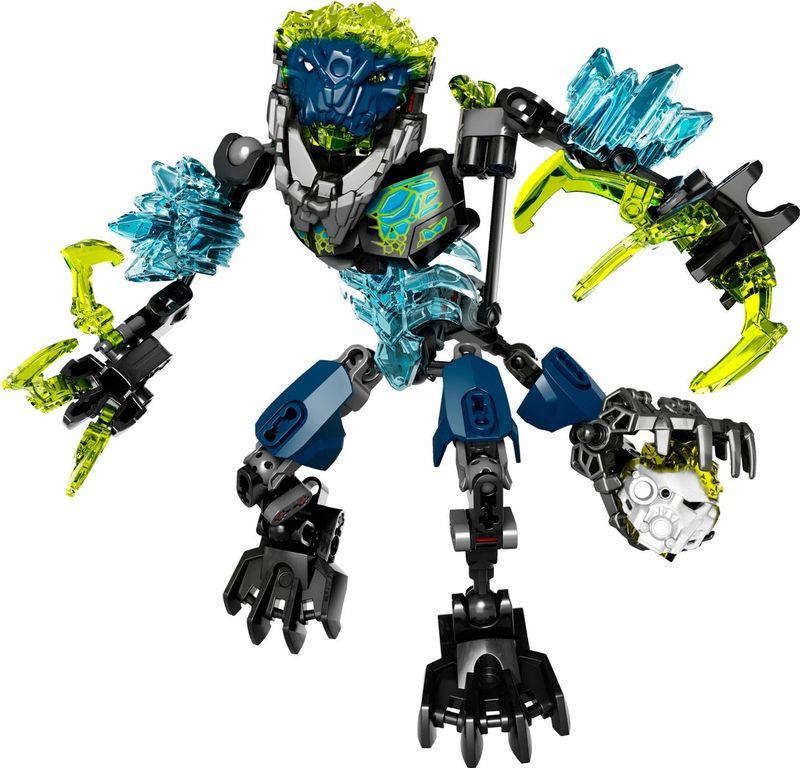 LEGO® Bionicle Storm Beast components