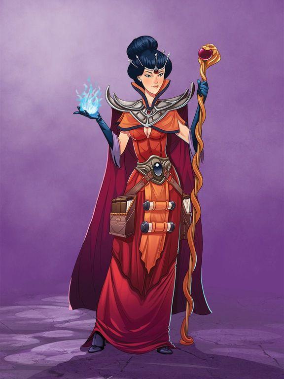 Talisman: Legendary Tales cards