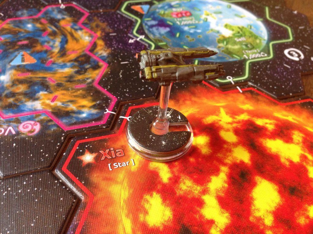 Xia: Legends of a Drift System miniature