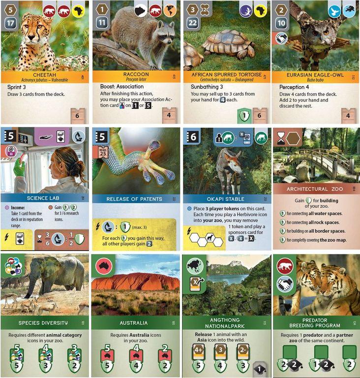 Ark Nova cards