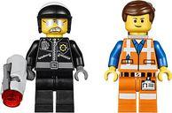 LEGO® Movie Bad Cop's Pursuit minifigures