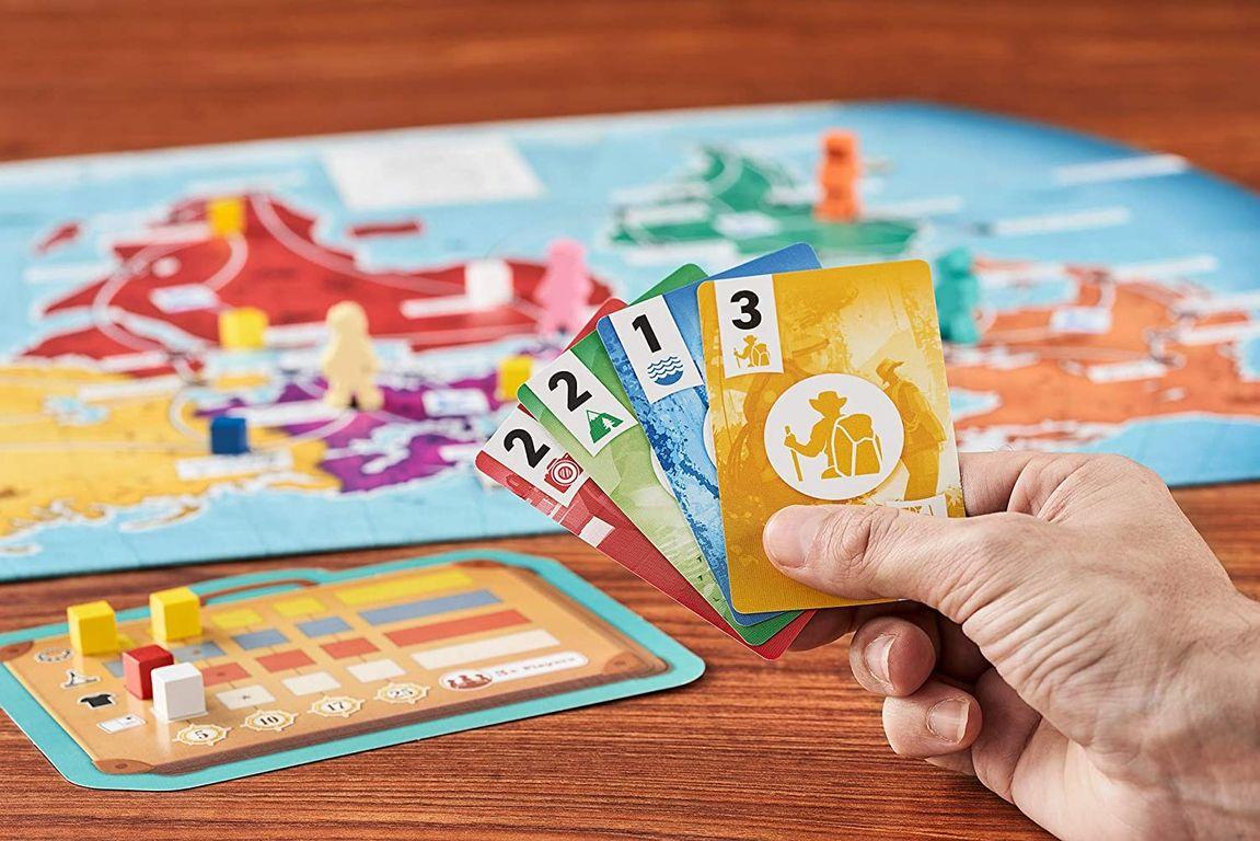Trekking the World cards