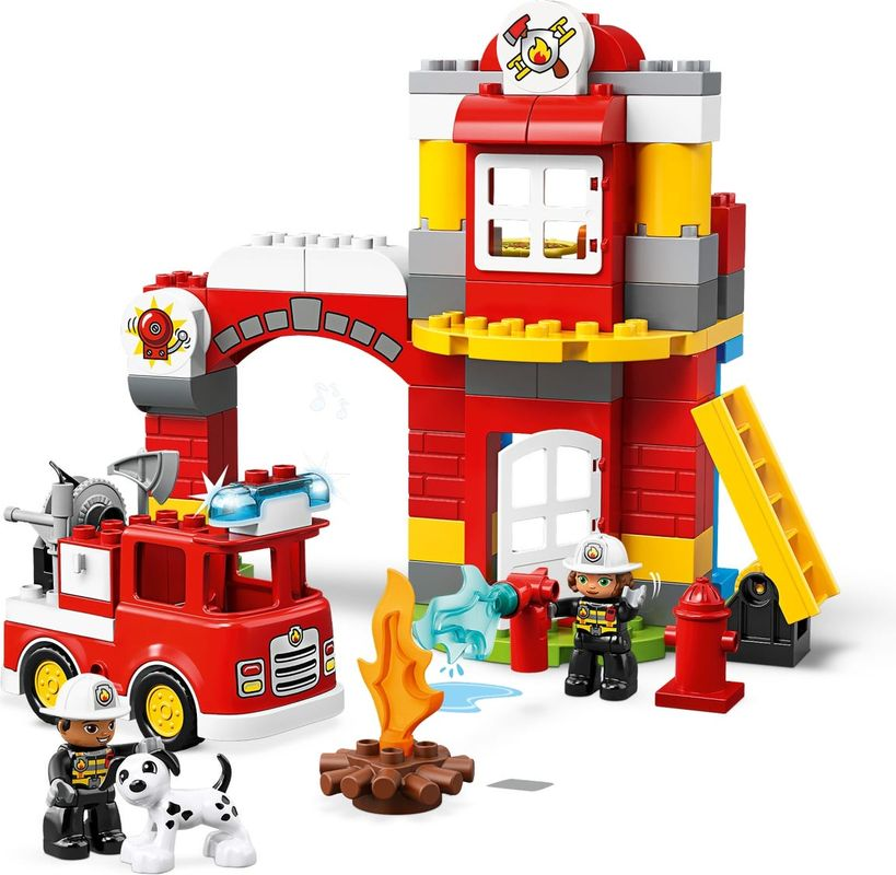 Fire Station components