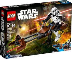 LEGO® Star Wars Scout Trooper™ & Speeder Bike™