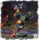 Blood Bowl (2016 edition): Troll gameplay