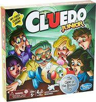 Clue Junior: Case of the Broken Toy