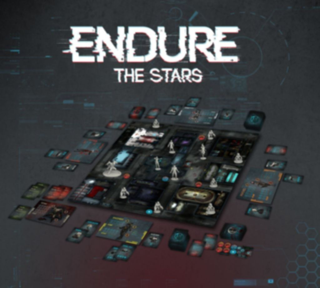 Endure the Stars components