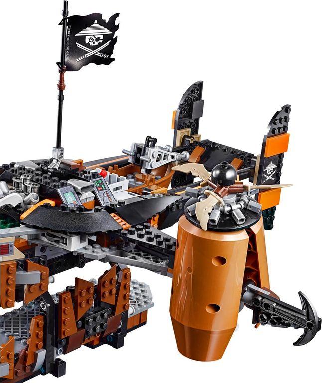 LEGO® Ninjago Misfortune's Keep components