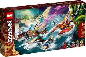LEGO® Ninjago Catamaran Sea Battle