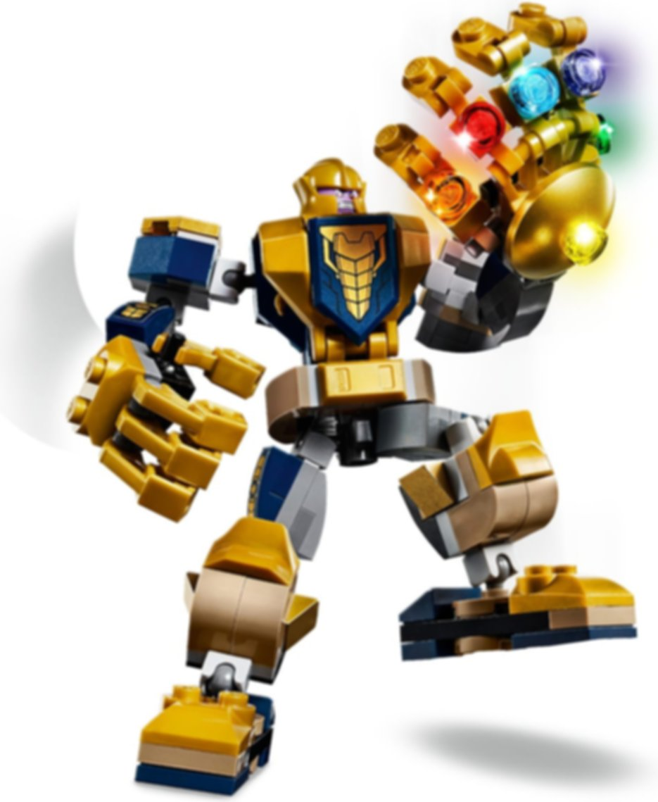 Thanos Mech gameplay