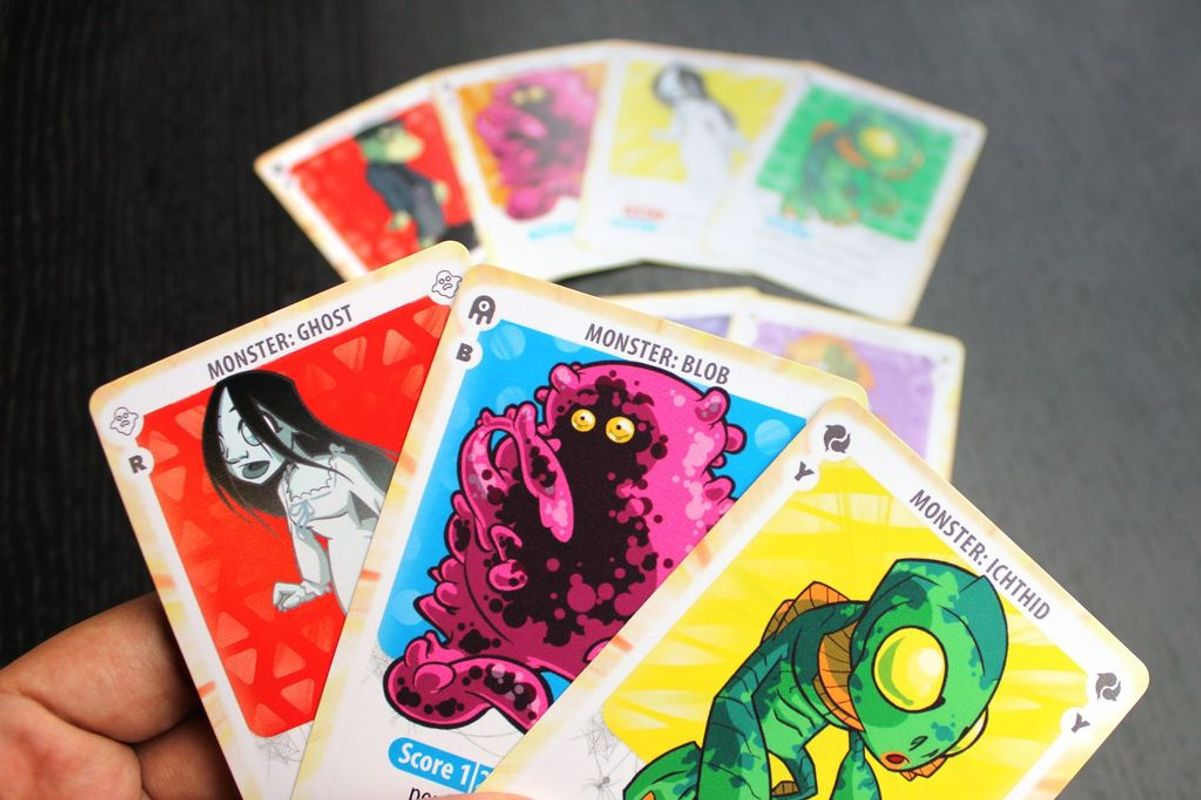 I Can't Even With These Monsters cards