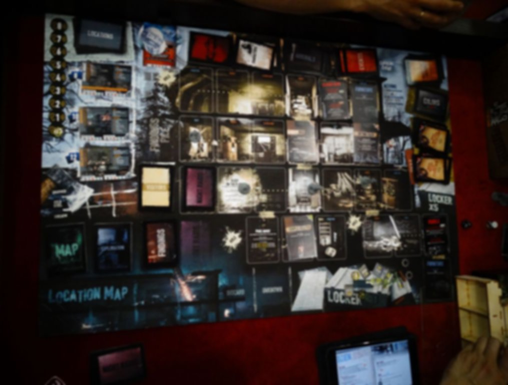 This War of Mine: The Board Game gameplay