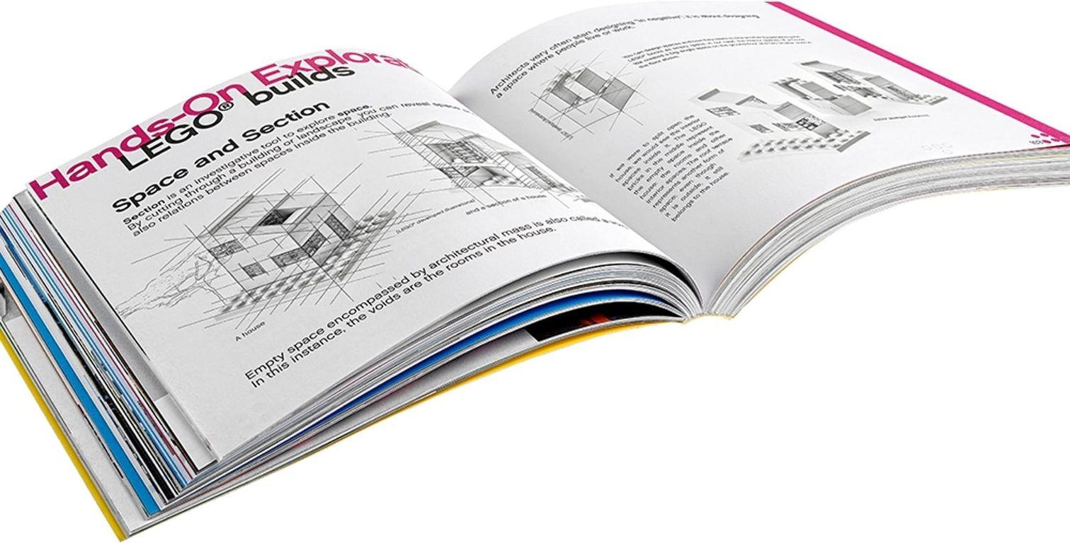 LEGO® Architecture Studio book