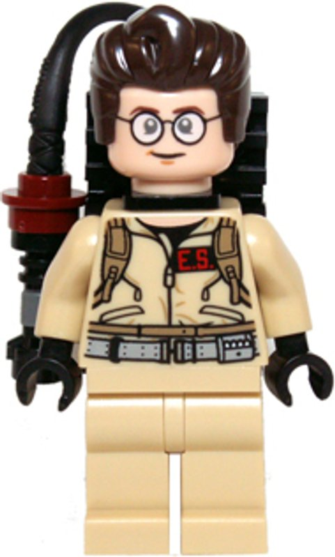 Ghostbusters™ Ecto-1 minifigures