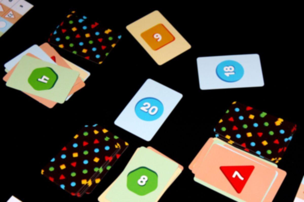 Ripple Rush cards