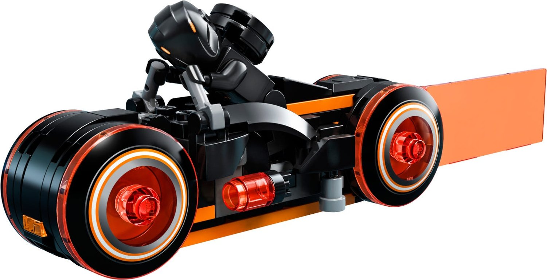 LEGO® Ideas TRON: Legacy components
