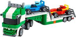 Race Car Transporter components