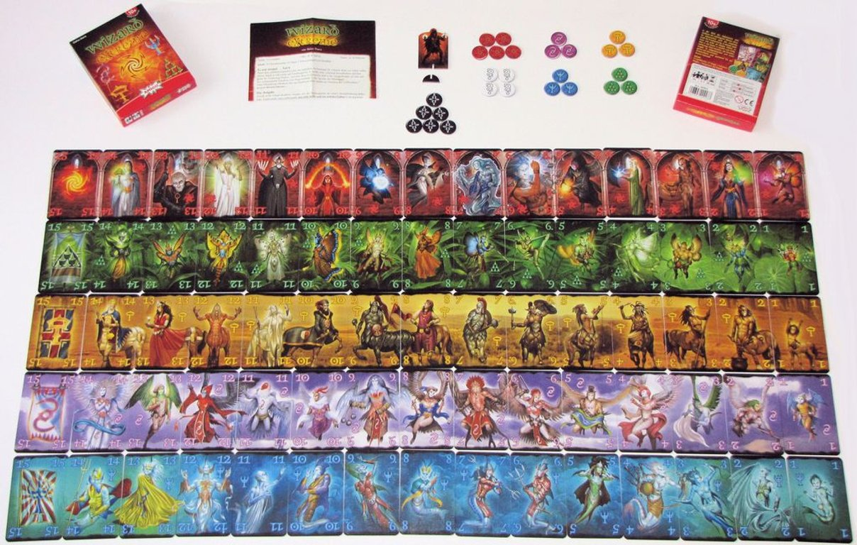 Wizard Extreme components