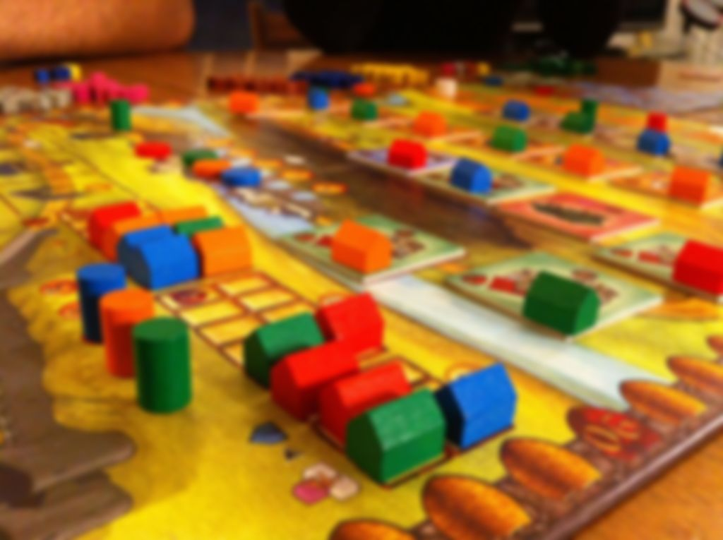 Caylus gameplay