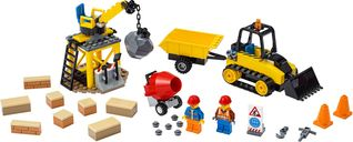 Construction Bulldozer components