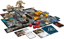 DOOM: The Board Game components