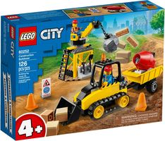LEGO® City Construction Bulldozer
