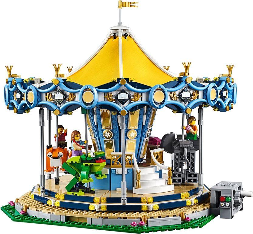 Carousel gameplay