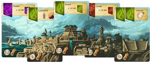 The Ancient World cards