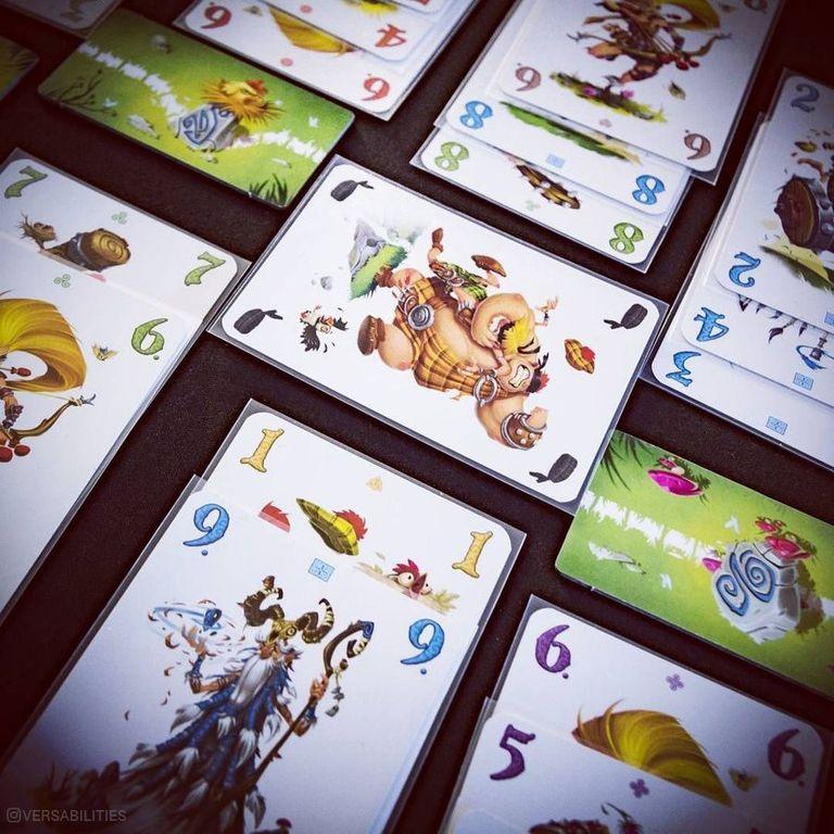 Schotten Totten gameplay