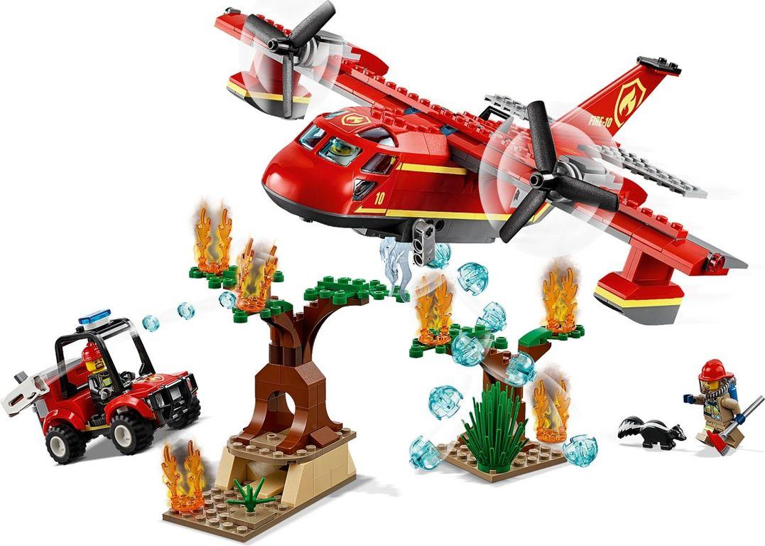 Fire Plane gameplay