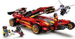 LEGO® Ninjago X-1 Ninja Charger gameplay
