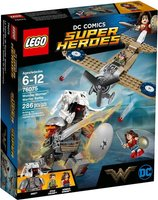 LEGO® DC Superheroes Wonder Woman™ Warrior Battle