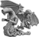 Mansions of Madness: Forbidden Alchemy miniatures