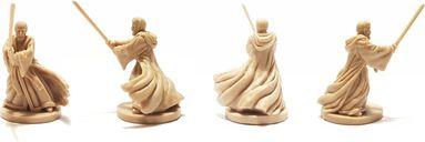 Star Wars: Imperial Assault - Obi-Wan Kenobi Ally Pack miniatures