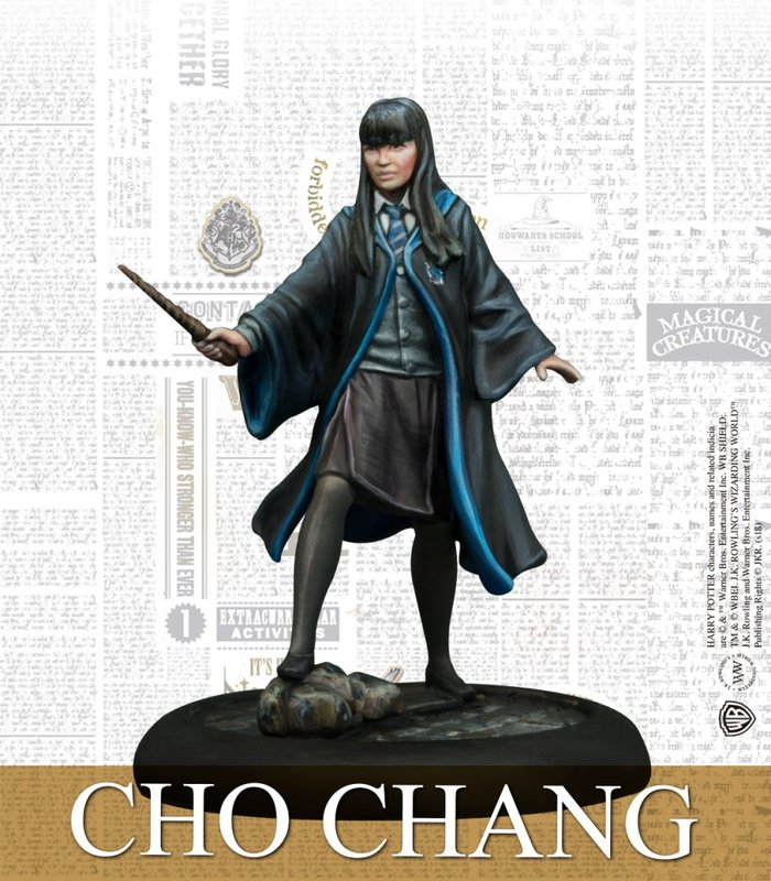 Harry Potter Miniatures Adventure Game: Dumbledore's Army Pack Cho Chang miniature