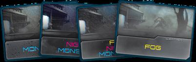 XenoShyft: Dreadmire cards