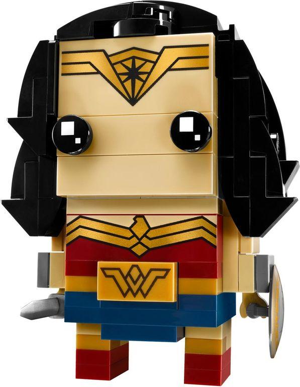 LEGO® BrickHeadz™ Wonder Woman™ components