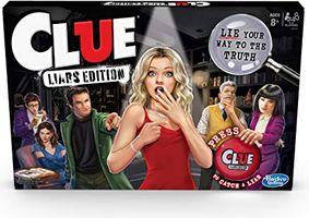 Clue: Liars Edition