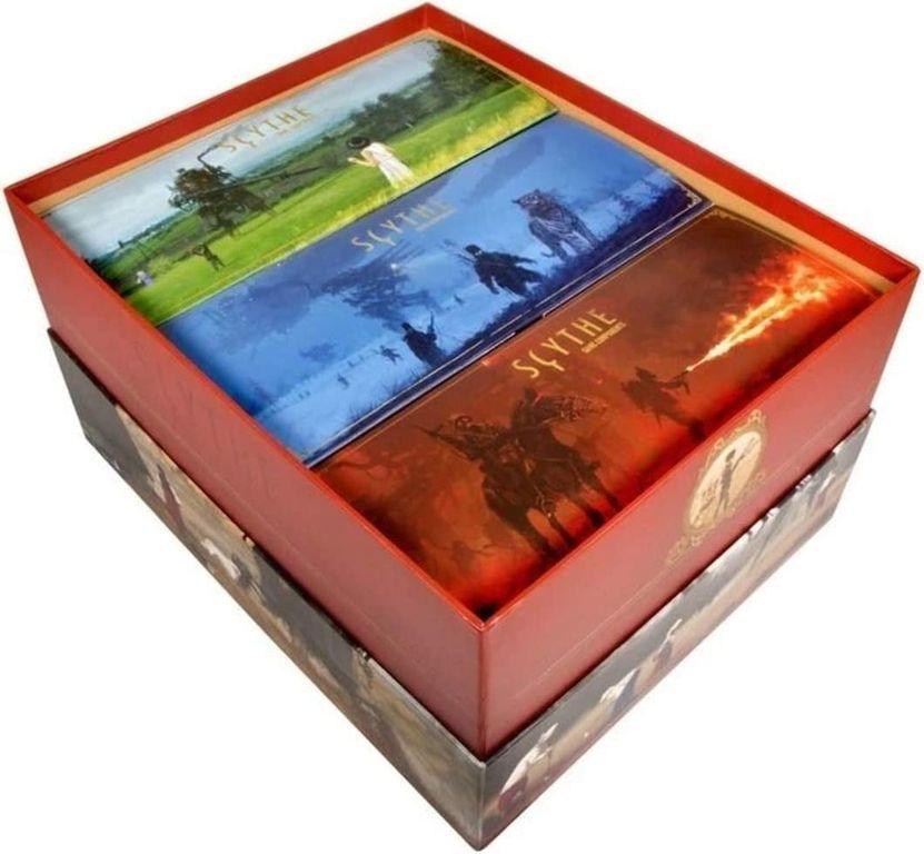 Scythe: Legendary Box box