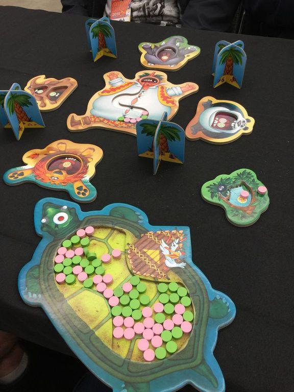 Yum Yum Island components