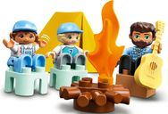 LEGO® DUPLO® Family Camping Van Adventure minifigures