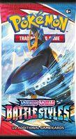 Pokémon TCG: Sword & Shield - Battle Styles Booster Pack